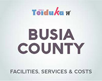 Hospitals in Busia County