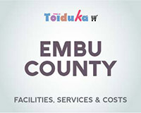 Hospitals in Embu County