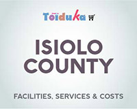 Hospitals in Isiolo County