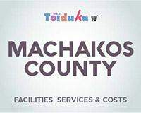 Hospitals in Machakos County